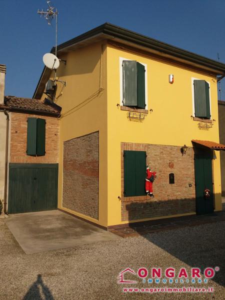 Porzione di casa ristrutturata a Gradizza di Copparo (Fe)