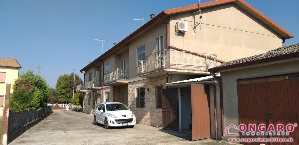 Porzione di casa a Copparo (Fe) loc. Ambrogio