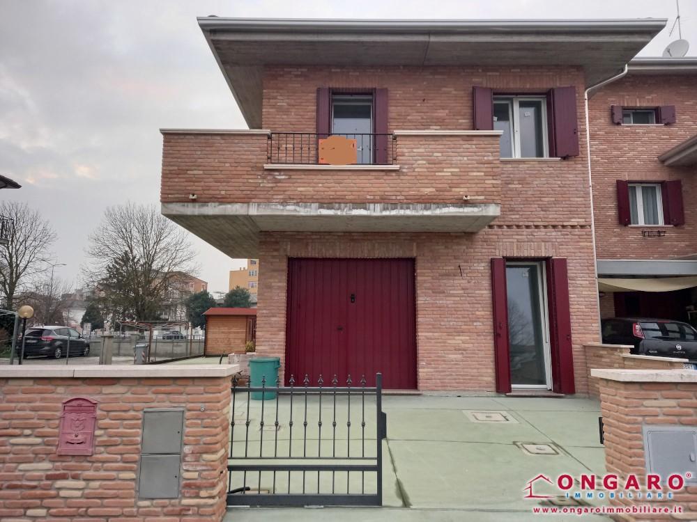 Villetta a schiera di nuova costruzione a Copparo (Fe)