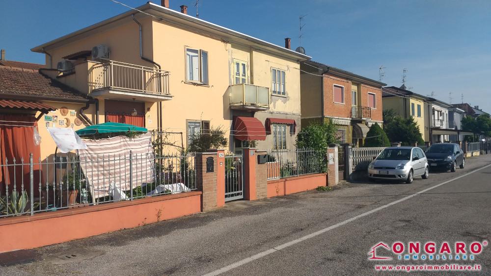 Porzione di bifamiliare  a Malborghetto di Correggio (Fe)