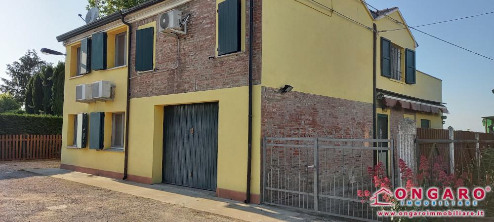 Ampia casa indipendente a Copparo (Fe) loc. C occanile