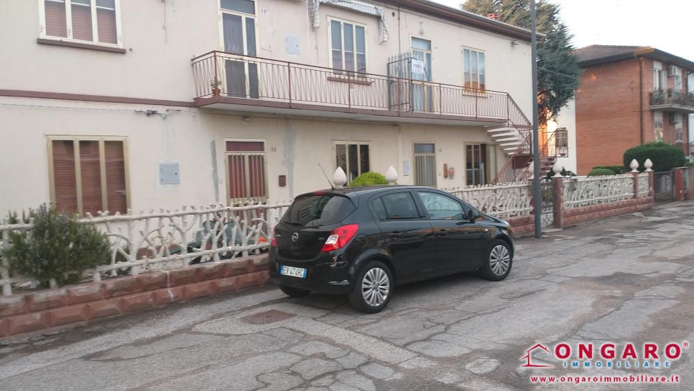 Due appartamenti accostati in vendita a Copparo centro (Fe)
